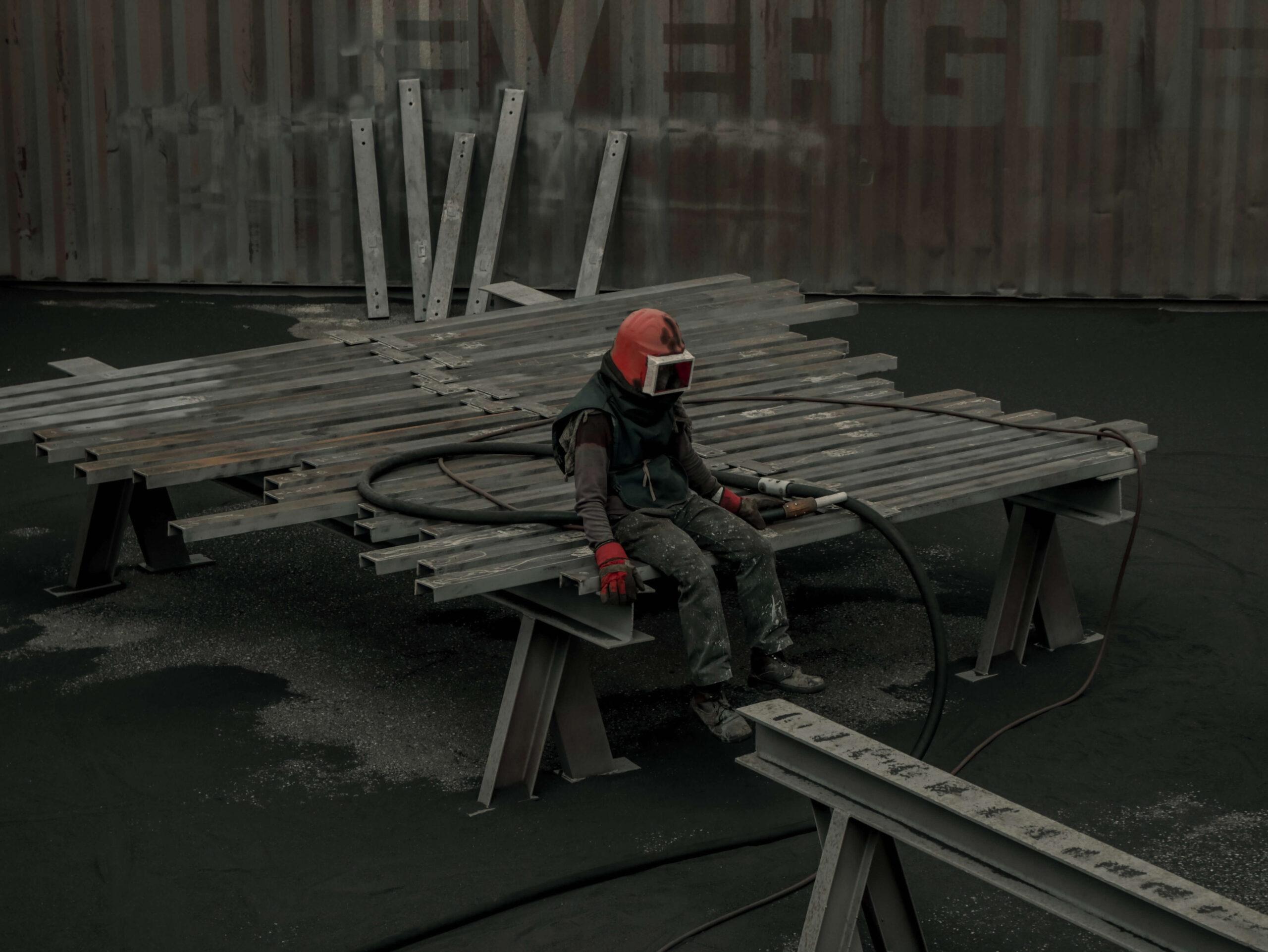 Piaskowanie cegły w pigułce